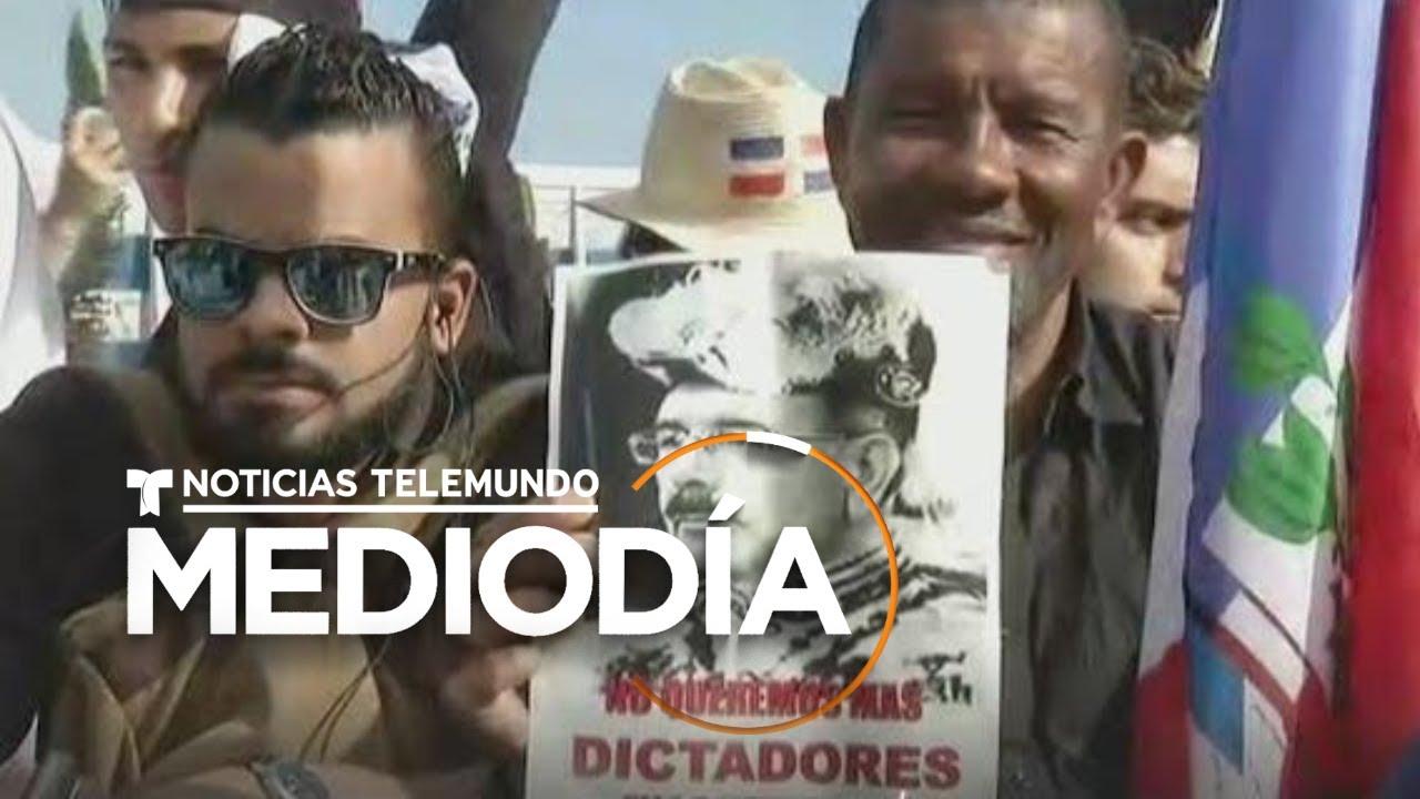 República Dominicana conmemora su independencia en medio de protestas masivas | Noticias Telemundo