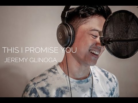 This I Promise You - *NSYNC | Jeremy Glinoga Cover
