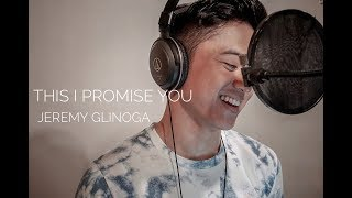 Download Mp3 This I Promise You - *nsync | Jeremy Glinoga Cover