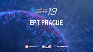 EPT Prague Main Event, Final Table (Cards-Up)