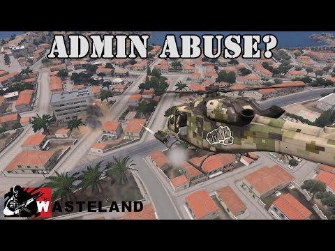 ARMA 3 - Wasteland Altis - Admins schlimmer als Hacker
