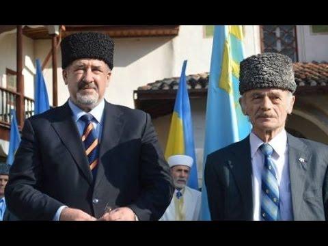 Крымские татары попросили прокуратуру оградить их от действий Чубарова и Джемилева