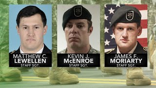 Jordan releases footage of shooting of three U.S. soldiers