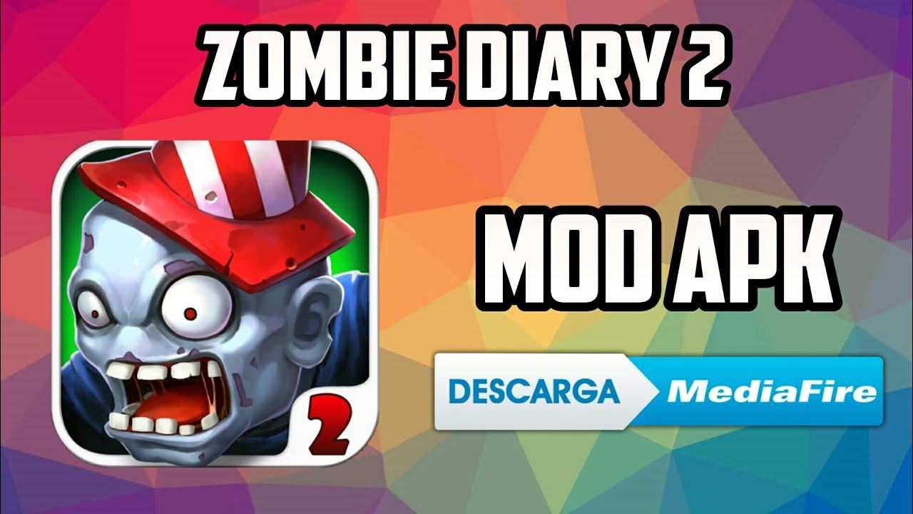zombie diary mod apk terbaru