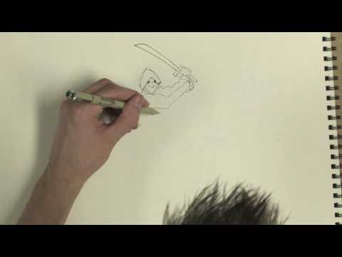 Drawing: Cartoons & Fashion : How to Draw Ninja Clothes from YouTube · Duration:  3 minutes 18 seconds