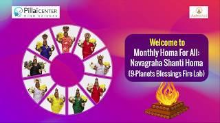 Navagraha Shanti Homa | 9-Planets Blessings Fire Lab