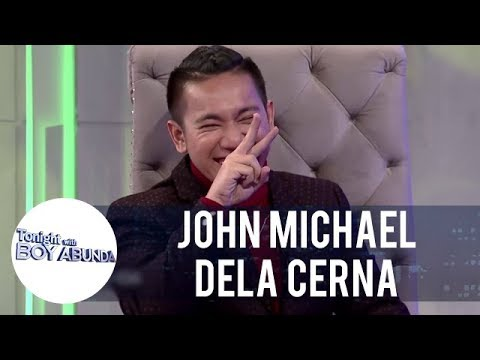 Fast Talk with John Michael dela Cerna | TWBA