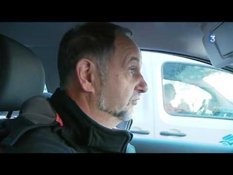 Lyon : manif auto école contre uberisation 18/04 Soir