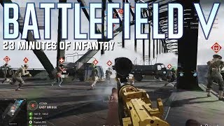 23 minutes of the best infantry gameplay - Battlefield 5 Top Plays