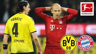 Borussia Dortmund vs FC Bayern München Full Game Matchday 30 2011 12 Season