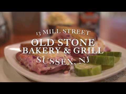 Old Stone: Stoner Reuben Sandwich