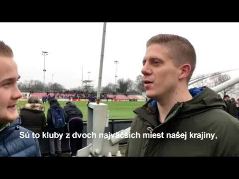 Ajax vs Feyenoord 2018 | The Derby That Encompasses An Entire Nation |  Cestuj s nami na futbal