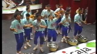 Chirigota - Los Caballeros de la Edad Media \ Actuación Completa en la FINAL \ Carnaval 1995