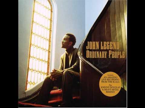 John Legend - Ordinary People (Karizma Kayorican Remix) (2005)