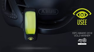 USEE | The first head-up display for bicycle helmets