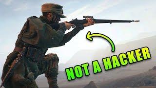 I Swear I'm Not Hacking - Battlefield V Live Gameplay