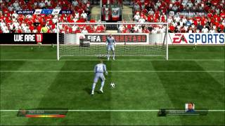 Craziest FIFA11 online game I have ever played w/Commentary - Very entertaining haha