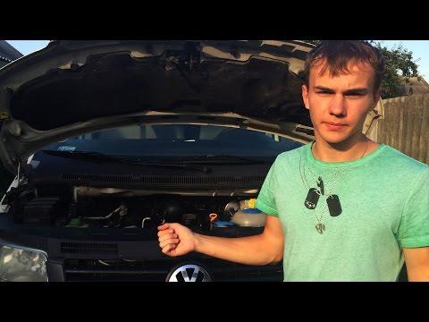 Вибір Авто #13. Тест-драйв Volkswagen Transporter T5