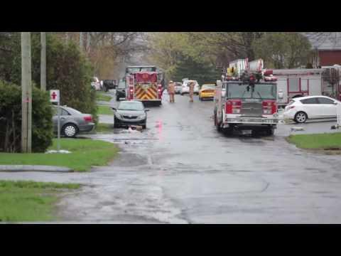 2017 inondations Ile Bizard - images 4 & 5 mai
