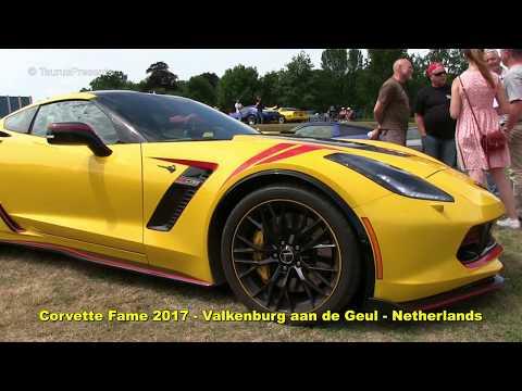 Corvette Fame 2017 Valkenburg aan de Geul