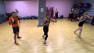 Тренировка тайбо с Корня Татьяной