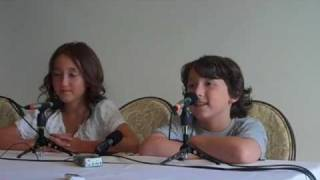 The best sibling advice: Noah Cyrus, Frankie Jonas