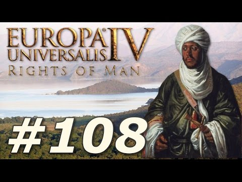Europa Universalis IV: The Rights of Man | Ethiopia - Part 108
