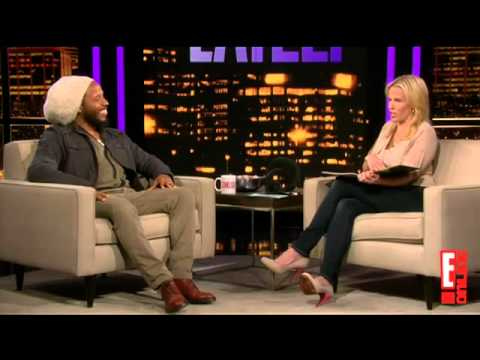 Video - Ziggy Marley's Interview on Chelsea Lately on E!