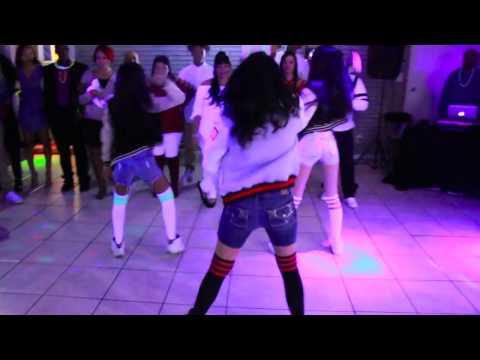 Alyssa's Sweet 16 Dance Performance