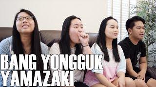 Video Bang Yongguk (방용국)- Yamazaki (Reaction Video) download MP3, 3GP, MP4, WEBM, AVI, FLV Agustus 2018