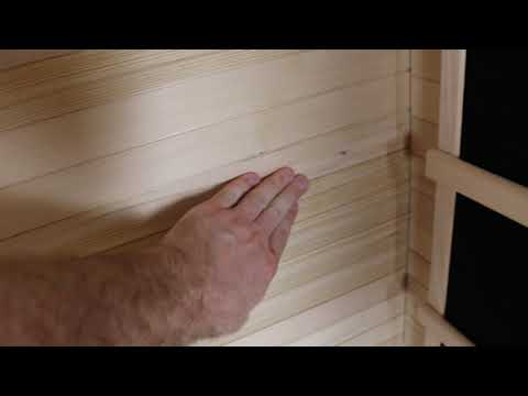 JNH Sauna Build Quality (or lack thereof??) JNH Lifestyles Infrared Sauna Review - Ensi