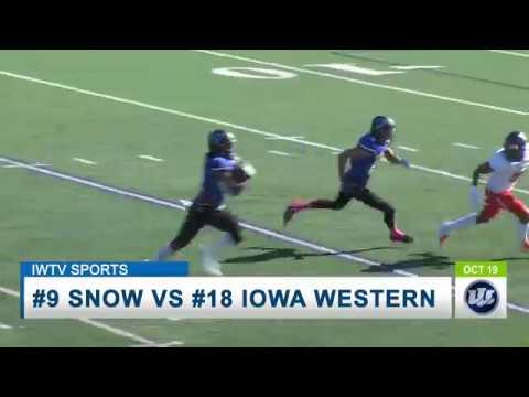 #18 IOWA WESTERN 54 #9 SNOW COLLEGE 13     10:19:19