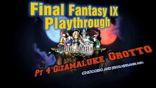 Money Plays: Final Fantasy IX Playthrough Part 4 Gizamaluke Grotto + Chocobo & Frog Mini-Games