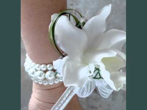 wedding corsages orchids picture ideas for wedding  wedding, Natural flower