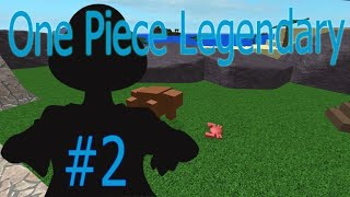 One Piece: Legendary Roblox tutorial for new players #2.