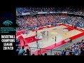 Basketball Champions League Arenas 2019/20