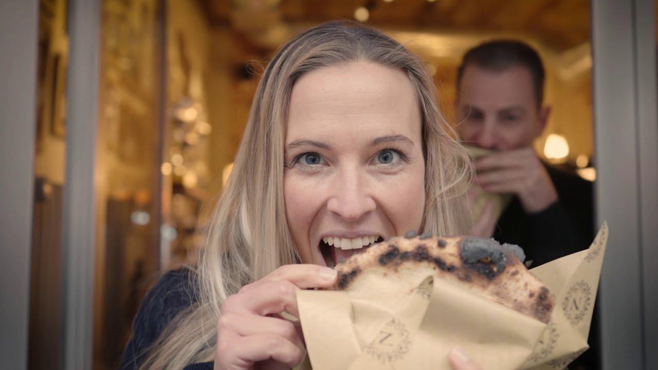 Werbevideo Pizzeria Napulé Zürich