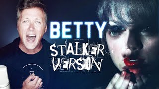 """Taylor Swift: """"betty"""" Cover  [STALKER VERSION] (Minor Key Cover)"""