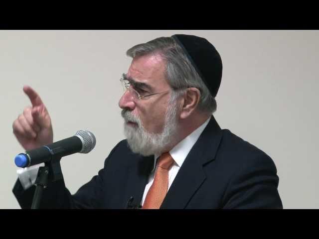 The Chief Rabbi's Annual Ellul Lecture