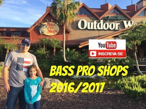 Bass Pro Shops - Orlando Florida 2016/2017 Loja Pesca #16