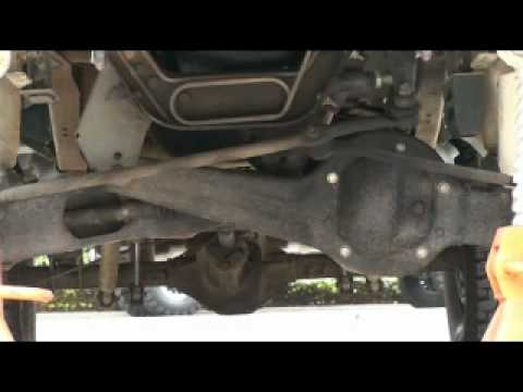 93 f250 4x4 front axle