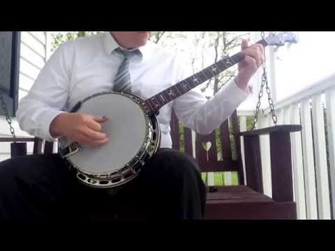 Repeat Unclouded Day - Jim Britton, Banjo by Jim Britton - You2Repeat