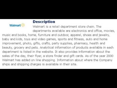 Wal Mart Corporate Office Contact Information