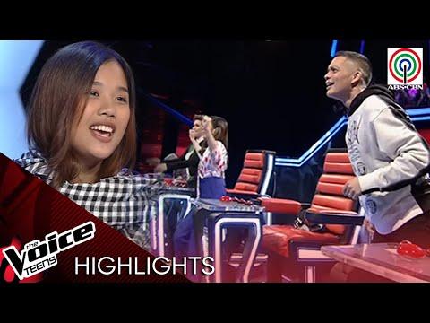 Voice Coaches, nagkagulo nang makita si Heart | The Voice Teens Philippines 2020