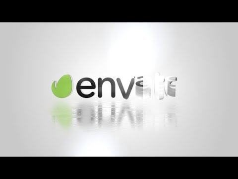 After Effects Template: Clean Logo Reveal