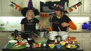 Crock Pot Monday - Halloween Party Recipes (crock Pot Girls)
