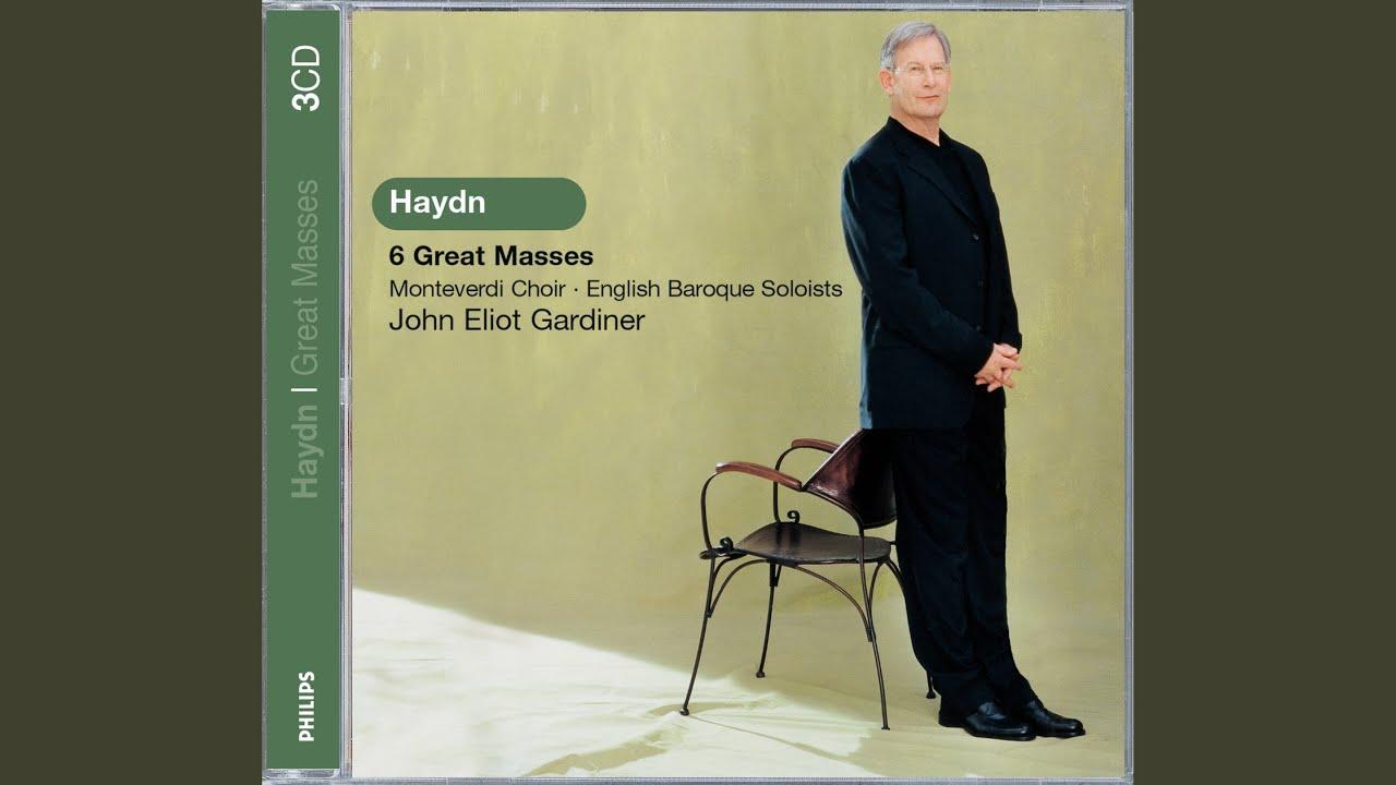 Haydn: Mass No.14 'Harmoniemesse' in B flat. Hob.XXII/14 (1802) - Credo