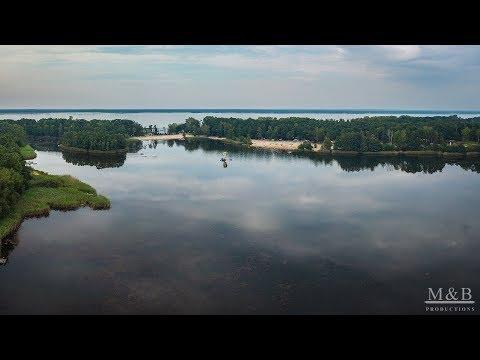 Turawa - Jeziora Turawskie z lotu ptaka | Drone Footage || M&B Productions