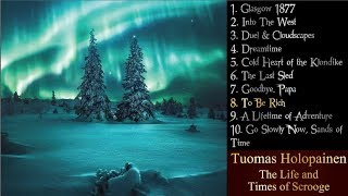 Tuomus Holopainen Full Debut Album The Life And Time Of Scrooge
