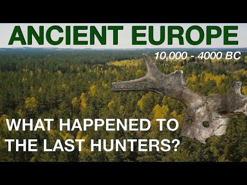 What Happened To Britain's Last Hunter-Gatherers? Prehistoric Europe Documentary